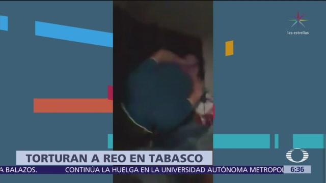 Investigan en Tabasco tortura entre reos