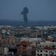 Foto: Israel bombardea Gaza, 25 de marzo de 2019