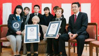 japonesa de 116 años la persona mas longeva del mundo