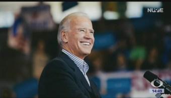 Foto: Joe Biden alista candidatura a la presidencia de EU
