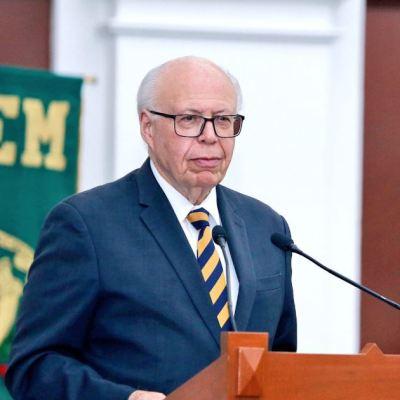 José Narro Robles anuncia que buscará dirigir el PRI