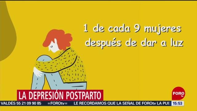 Foto: La depresión postparto y su tratamiento