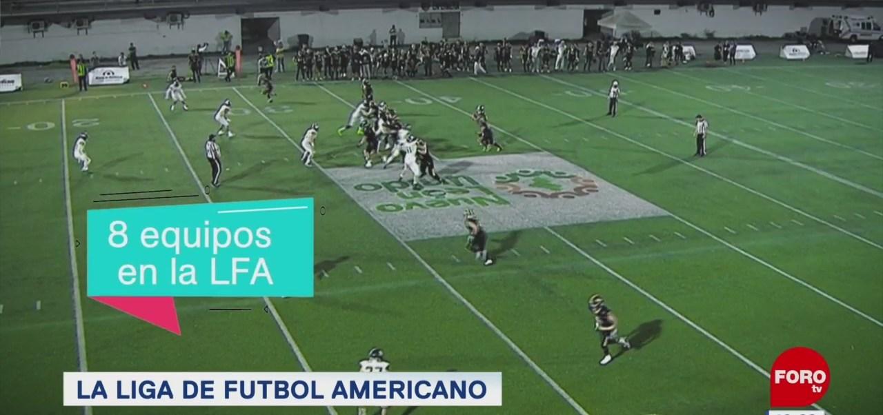 La liga de futbol americano