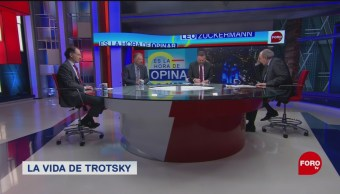 Foto: Serie Tv Vida León Trotsky 11 de Marzo 2019