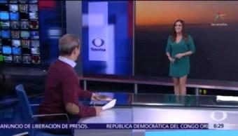 Las noticias, con Danielle Dithurbide: Programa del 14 de marzo del 2019