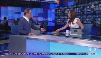 Las noticias, con Danielle Dithurbide: Programa del 6 de marzo del 2019