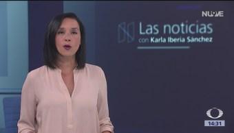 FOTO: Las Noticias, con Karla Iberia: Programa del 18 de marzo del 2019, 18 marzo 2019