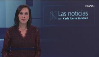 FOTO: Las Noticias, con Karla Iberia: Programa del 8 de marzo del 2019, 8 MARZO 2019
