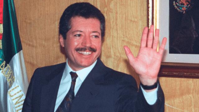FOTO INAI ordena publicar expediente del magnicidio de Colosio AP 28 nobiembre 1993 cdmx