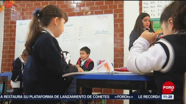 Lunch nutritivo mejora capacidad de aprendizaje