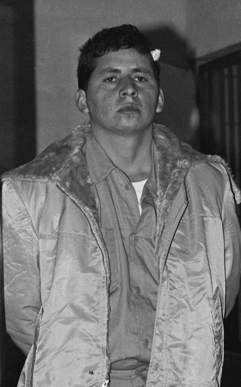 Mario Aburto Martínez, presentado como autor material del asesinato de Colosio en 1994 (Ricardo Reyes:Cuartoscuro)