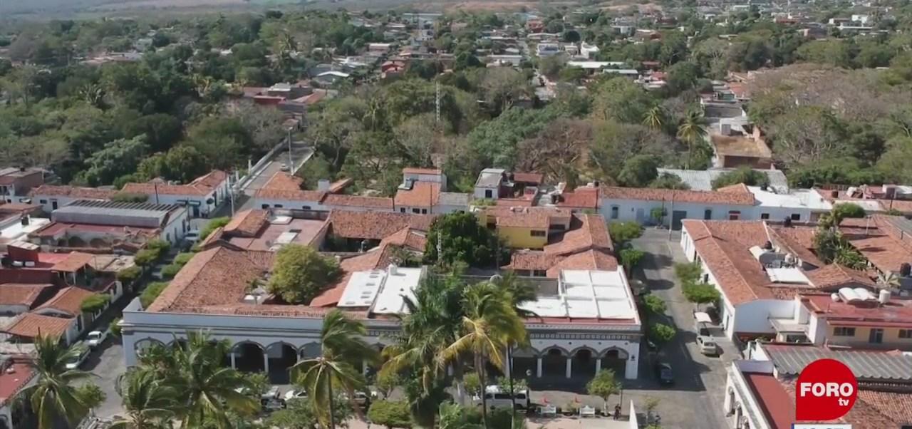 México Sobre Ruedas: Comala