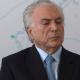 FOTO Michel Temer, expresidente de Brasil, es arrestado por corrupción (AP 14 diciembre 2018)