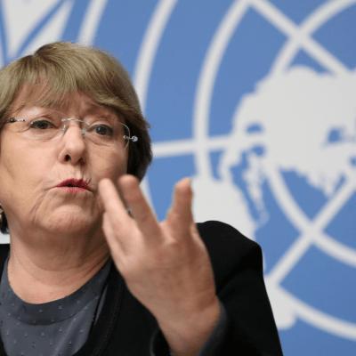 Próximo 9 de abril, AMLO se reunirá con Michelle Bachelet