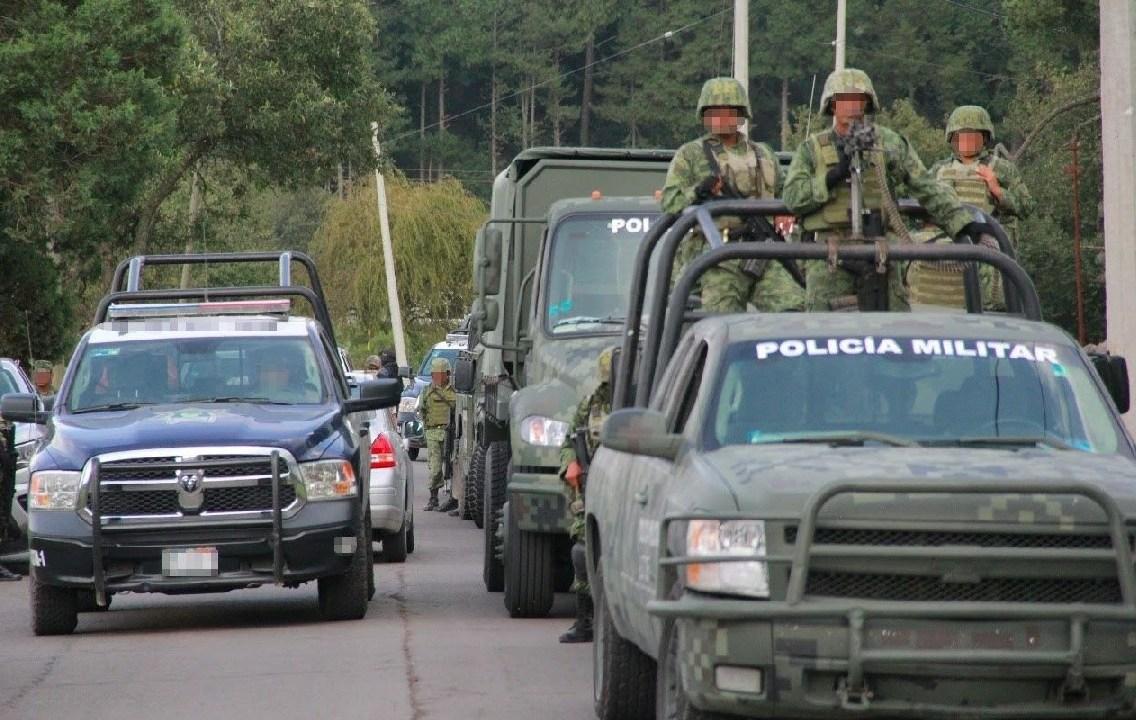 Enfrentamiento entre huachicoleros y militares en Tetepango deja un muerto