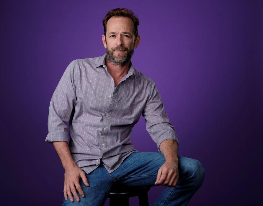 Foto: Muere Luke Perry, actor de Beverly Hills 90210 4 marzo 2019