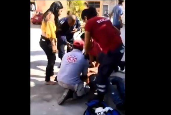 Mujer apuñala a novio dentro de motel en Guerrero
