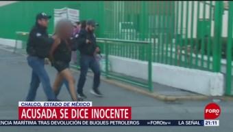 Foto: Mujer Niega Abuso Sexual Hija Trasmitida Facebook 6 de Marzo 2019