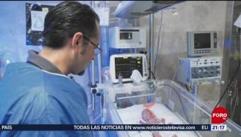Foto: Nacen Quintillizos Hospital Imss 22 de Marzo 2019