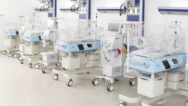 Foto: Nacen trillizos en el Hospital de la Mujer, en Puebla 14 marzo 2019