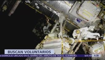 NASA ofrece 19 mil dólares a personas por dormir