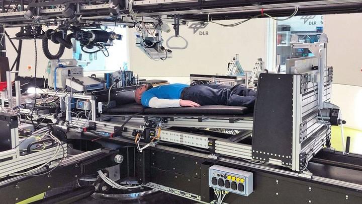 NASA ofrece 19 mil dólares por estar en cama por 2 meses