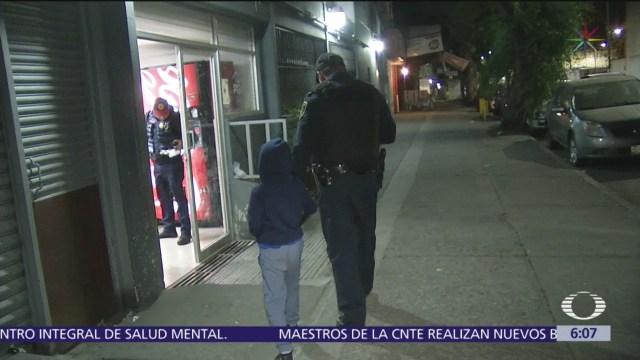 Buscan a madre de Bruno, menor abandonado en Periférico, CDMX