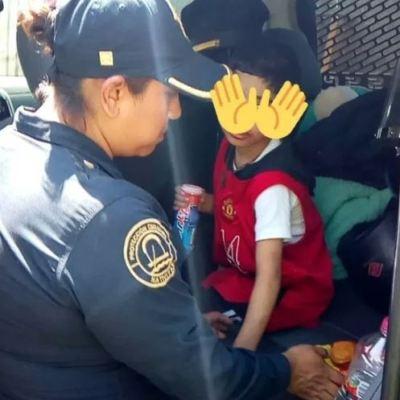 Familiares de niño rescatado en Tlalpan son investigados por esclavitud