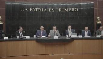 Foto: No hay consenso para sacar la revocación de mandato en Senado 20 marzo 2019