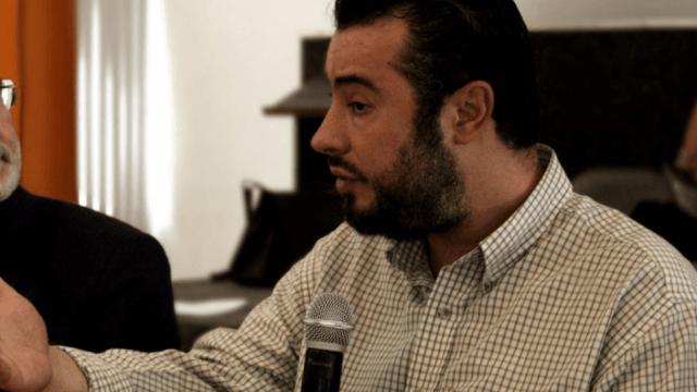 Foto bran a Mario Ernesto Patrón Sánchez Nuevo Rector de la Ibero Puebla 14 marzo 2019