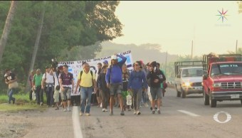 Foto: Nueva Caravana Migrante Tapachula Estados Unidos 25 de Marzo 2019