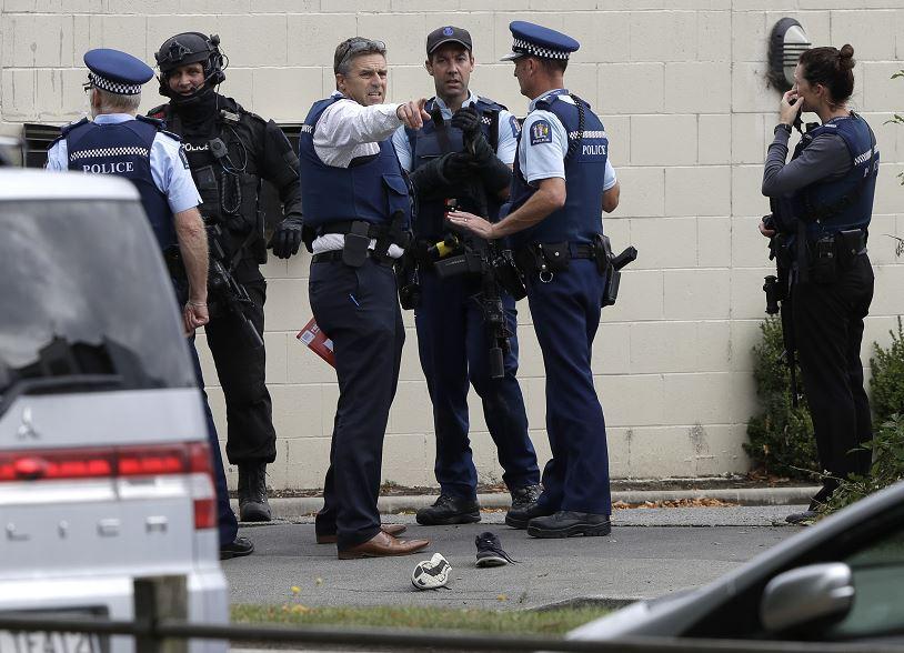 Foto:El atacante de mezquita en Nueva Zelanda era nacionalista blanco, 15 marzo 2019