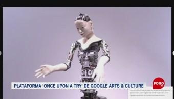 'Once Upon a Try' hace un recorrido por los inventos que cambiaron al mundo