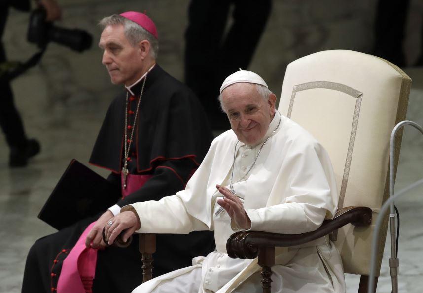 Foto: Papa Francisco sigue con mucha atención al Gobierno de AMLO 5 marzo 2019