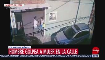 Foto: Policía Golpea Mujer Iztapalapa CDMX Video 20 de Marzo 2019