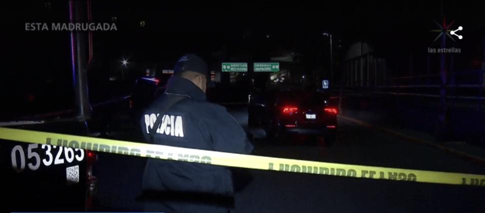 Foto: Policías en Naucalpan, Estado de México, 29 de marzo de 2019, México
