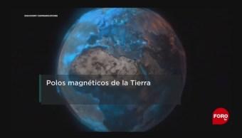FOTO: Polos magnéticos de la Tierra, 31 Marzo 2019