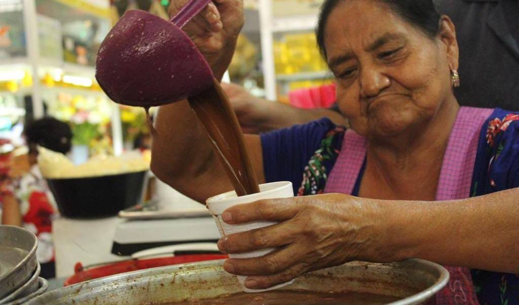 Foto: Celebración del 'Día del Pozol' en Tuxtla Gutiérrez. 18 de marzo 2019. (Juan Álvarez Moreno)