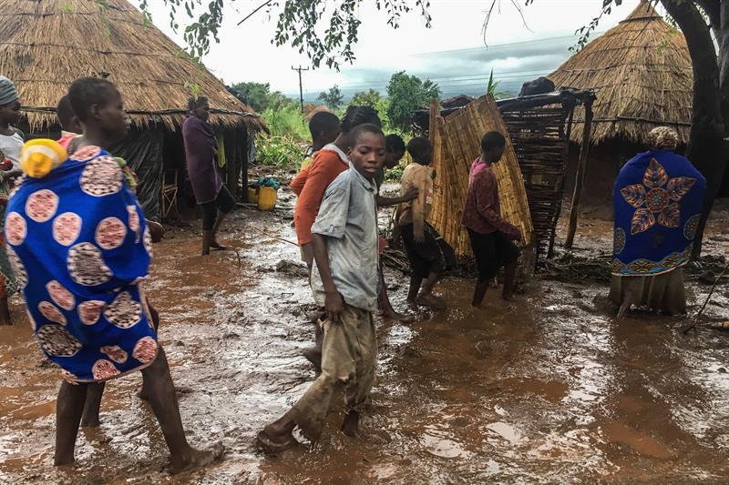 Foto: Presidente de Mozambique teme más de mil muertos por ciclón 18 marzo 2019