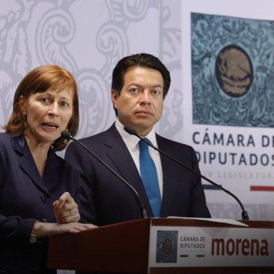 Morena propone reducir 50% el financiamiento a partidos políticos