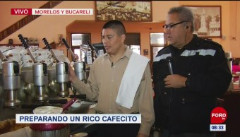 Recorrido por Morelos y Bucareli