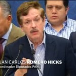 Foto: Reforma Educativa Confronta Oposición Muñoz Ledo 28 de Marzo 2019