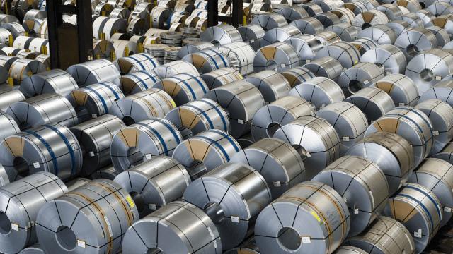 acero,revisan lista de productos estadounidenses por aranceles al acero. AP, archivo, 22 marzo 2019