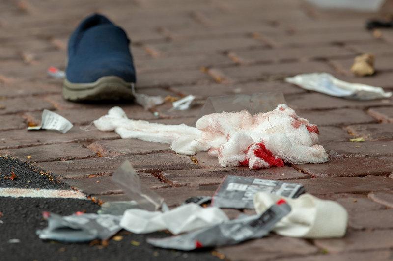 confirman al menos 40 muertos en tiroteos en nueva zelanda