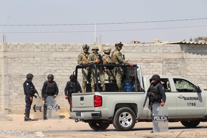 guanajuato fuerzas federales reforzaran seguridad
