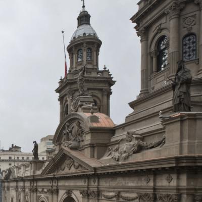 Sacerdote violó a hombre en la Catedral de Santiago de Chile