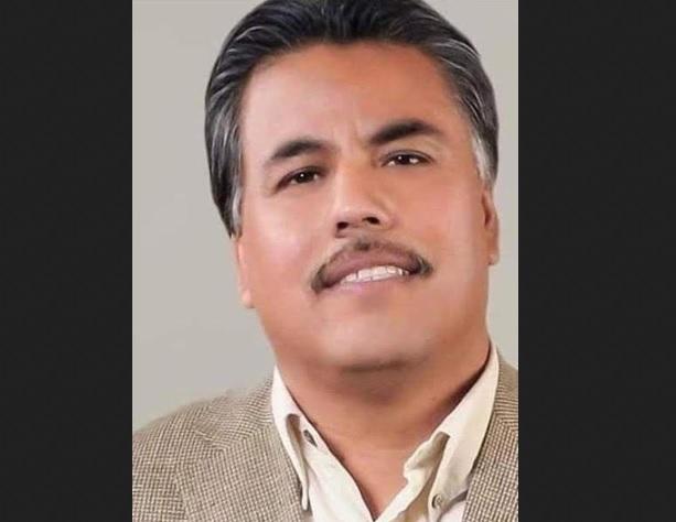 Foto: Santiago Barroso, periodista asesinado en Sonora, 22 de marzo 2019. EFE