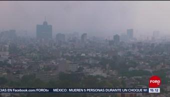 FOTO:Se mantiene la fase 1 de contingencia en el Valle de México, 31 Marzo 2019