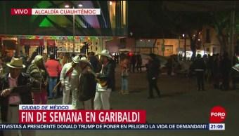 FOTO:Se mantiene vigilancia en Plaza Garibaldi, 23 Marzo 2019