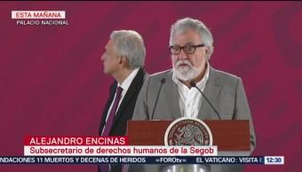 Foto: Seis periodistas asesinados en lo que va del sexenio, reconoce Encinas